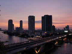 12月のバンコクへ(初めてのアジア編)