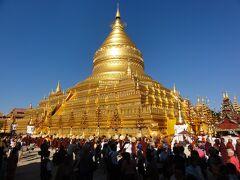 ミャンマーの旅(その1、バガン)