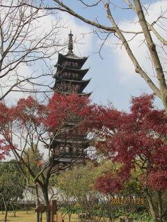 上海の松江・興経教寺塔