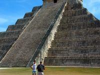 メキシコ世界遺産紀行(チチェンイツァ遺跡、イサマル観光)