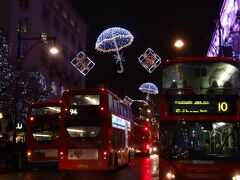メアリークリスマス を ロンドンで