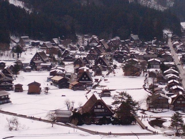 2日目は、高山の宮川朝市を見学した後、1時間ほどかけて白川郷に向かい、昼食を含めて2時間半散策した後、7時間ほどかけて東京に向かいました。