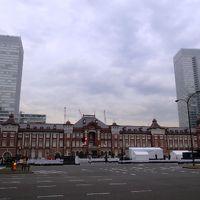 東京駅散歩.2 社会科見学気分で・・・赤坂見附~東京駅散策 最後はやっぱり大丸で?