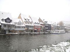 本場のクリスマスマーケットへ出かけよう!2012 Vol.4 バンベルク一人旅