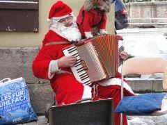 3度目のドイツクリスマス市めぐり☆その6☆ローテンブルク~3度目の正直はなかった・・・(>_<)