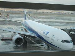 2012年12月韓国鉄道旅行1(ANA便乗継で羽田経由金浦空港へ)