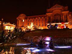イギリス最大級バーミンガムのクリスマスマーケット&ロンドンのウィンターワンダーランドから、メリークリスマス☆ ◆イギリス◆