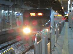 2012年12月韓国鉄道旅行5(地下鉄7号線・京義線ほか)