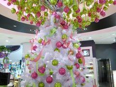 クリスマスのグアム 優雅なバカンス♪ Vol3(第1日目夕) ☆ザ・プラザとDFSの煌めくクリスマス♪