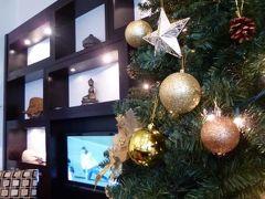 クリスマスのグアム 優雅なバカンス♪ Vol5(第2日目朝) ☆ボエジャーズクラブラウンジでクリスマスな朝食♪