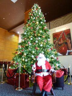 クリスマスのグアム 優雅なバカンス♪ Vol14(第4日目午後) ☆アウトリガーのクリスマスイベント♪タモンビーチで優雅の過ごす♪