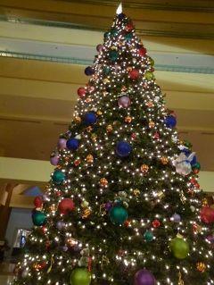 クリスマスのグアム 優雅なバカンス♪ Vol15(第4日目夜) ☆ウェスティンのクリスマスとイタリアン「プレゴ」でディナー♪プレジャー・アイランドのクリスマス夜景♪