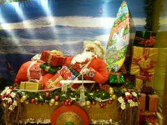 クリスマスのグアム 優雅なバカンス♪ Vol18(第5日目夜) ☆クリスマスイブはヒルトンの「ロイズ」で残念なクリスマスディナーコース♪