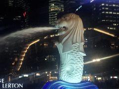 2回目のシンガポールへ 1日目