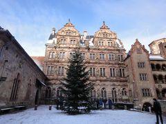 3度目のドイツクリスマス市めぐり☆その11☆ハイデルベルク~素敵な再会に感激ヽ(^o^)丿