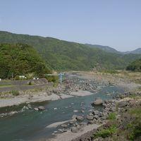 富士川流域自転車旅 高原の町から港町まで