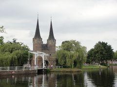 行きあたりばったり、ヨーロッパ周遊一人旅2012 Vol.15 運河の町、デルフト