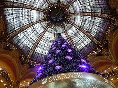 年末のパリ~ベルギー #1 - パリのクリスマス