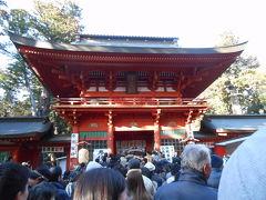 香取神宮に初詣 [2013](1)
