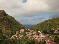 2012年末〜 カリブ海周遊(5) セントマーチンから島巡り−Saba