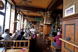 2012.10ベルリン出張旅行,ついでにセルビア6-シャルロッテンブルグ宮殿陶器の間,Brauhaus Lemke,スイスホテル
