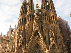 バルセロナひとっ飛び弾丸旅行