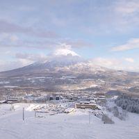 2013.1 新春初滑りは「ニセコ・グランヒラフ」&羊蹄山初拝み