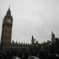 イギリス&ベルギーへ行ってきました!(2013年1月)※ロンドン市内観光編