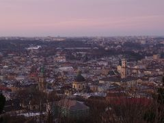 冬のポーランド、ウクライナ駆け足の旅(リビブ編)