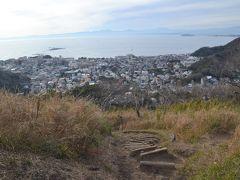 葉山でハイキング 仙元山