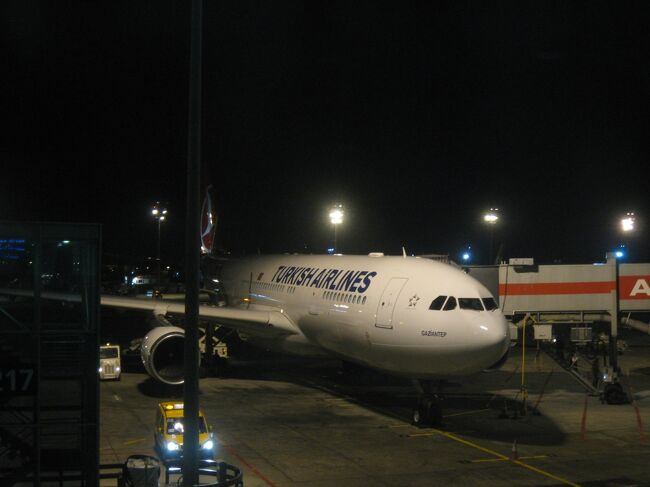 私にとって災難続きだった2012年。<br />せめて最後ぐらいはパーっと行こうということで、年末年始の繁忙期で高騰した航空チケットを決済して、かねてから訪問したかったオランダ・ベルギー・トルコの3カ国へ弾丸ツアーに出かけました。<br />利用した航空会社はトルコ航空(現ターキッシュエアラインズ)。近年怒涛の勢いで新路線を開設し、日本からヨーロッパやアフリカ、中東の各地に行く旅行客を取り込んでいる人気のエアラインです。<br />旅立ちは、そんなトルコ航空の夜行便から。親日の国、食の国のナショナルフラッグキャリアの機内は果たしてどのようになっているのでしょう?<br />~自ブログでも同様の内容を公開中~<br /><br />1 TK47便(大阪→イスタンブール)<br />http://4travel.jp/traveler/newstyle777/album/10739838/<br /><br />2 TK1951便でアムステルダムへ<br />http://4travel.jp/traveler/newstyle777/album/10741218/<br /><br />3 ミッフィーの里ユトレヒト<br />http://4travel.jp/traveler/newstyle777/album/10742458/<br /><br />4 ユトレヒトの鉄道博物館<br />http://4travel.jp/traveler/newstyle777/album/10743288/<br /><br />5 ユトレヒトからアムステルダムへ<br />http://4travel.jp/traveler/newstyle777/album/10745151/<br /><br />6 アムステルダムで美術館巡り<br />http://4travel.jp/traveler/newstyle777/album/10745733/<br /><br />7 アムステルダムの猫博物館とアンネ・フランクの家<br />http://4travel.jp/traveler/newstyle777/album/10747818/<br /><br />8 高速列車タリスでブリュッセルへ<br />http://4travel.jp/traveler/newstyle777/album/10748034/<br /><br />9 夜のブリュッセルでムール貝とワッフルを<br />http://4travel.jp/traveler/newstyle777/album/10749916/<br /><br />10 小雨混じりのブリュッセルで街歩き<br />http://4travel.jp/traveler/newstyle777/album/10750111/<br /><br />11 TK1940便(ブリュッセル→イスタンブール)<br />http://4travel.jp/traveler/newstyle777/album/10752428/<br /><br />12 イスタンブールでケーブルカーとトラムを巡る<br />http://4travel.jp/traveler/newstyle777/album/10755861/<br /><br />13 サバサンドとケバブとブルーモスク<br />http://4travel.jp/traveler/newstyle777/album/10757403/<br /><br />14 TK50便(イスタンブール→成田)<br />http://4travel.jp/traveler/newstyle777/album/10759911/