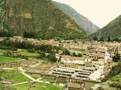 マヤ&インカ文明の遺跡を巡る♪中南米10日間の旅(6)【オリャンタイタンボ遺跡編】