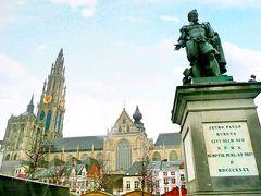 2012年末 パリ、ベルギー:ブリュッセルから、アントワープ日帰り