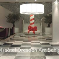 クリスマス休暇はドイツで♪(5)ドレスデンのモダンでお洒落な5つ星ホテル~スイソテル ドレスデン・Swissotel Dresden~