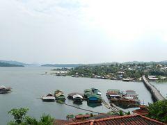 タイ西部・悲劇の歴史を辿る旅2(ダムに沈んだ村サンクラブリー散策編)