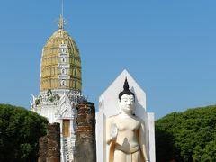 世界遺産「スコータイと周辺の歴史地区」を巡る旅1(ピッサヌローク編)