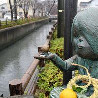 2012年仕事納め 鳥取・島根ロケハン1 境港~水木しげるロード