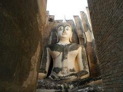 世界遺産「スコータイと周辺の歴史地区」を巡る旅2(タイ初の統一王朝スコータイ編)