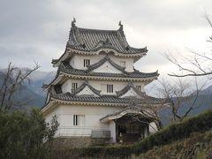 201112-03 四国 (2011年12月24日 宇和島)Uwajima/Ehime/Shikoku