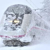 秋田新幹線こまちに乗って雪見の乳頭温泉郷に訪れてみた