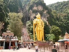 2012☆マレーシア旅行記【2日目 バトゥ洞窟&国立モスク編】