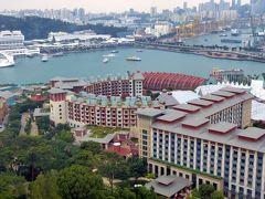 21.年末年始のシンガポール4泊7日 セントーサ リュージュ&スカイライド タイガー スカイ タワー