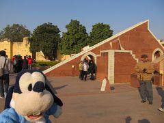 グーちゃん、インドへ行く!(え!?インドの天文台で時間を確認編)