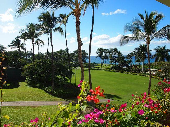 ハワイ~カリフォルニアのロングバケーション<br />オアフを後にし、約10年ぶりのマウイ島です