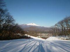 冬の軽井沢 スキーバカンス♪ Vol3(第3日目) ☆午前はスキー♪ランチはメインダイニング♪午後はショッピングとスパ♪ディナーはお寿司♪