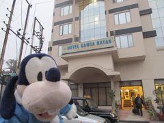 グーちゃん、インドへ行く!(アグラのホテルもメチャ寒!編)