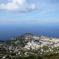 イタリア二都訪問・ナポリとフィレンツェ 【4】カプリ島、青の洞門は見れなかったが代わりの絶景があった!