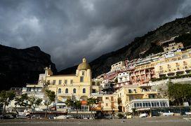 イタリア二都訪問・ナポリとフィレンツェ 【3】陽光あふれるアマルフィとポジターノの絶景