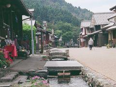 若狭・熊川宿 紫陽花の咲く鯖街道をぶらぶら歩き旅
