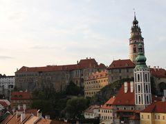 チェコを満喫する一人旅Part2(世界一美しい街、チェスキークロムロフ)